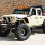 2020 Jeep Gladiator JT front left angle kevlar