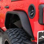 2018 jeep wrangler unlimited jl DV8 Slim fenders rear FDJL-02
