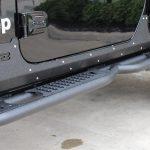 2018 jeep wrangler unlimited jl DV8 tubular steps SRJL-02