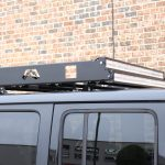 2018 jeep wrangler unlimited jl Fab Fours roof rack DV8 50″ LED light bars B50CE300W3W