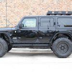 2018 jeep wrangler unlimited jl left side angle
