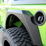 2018 jeep wrangler unlimited jl DV8 Armor fenders rear FDJL-01