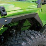 2018 jeep wrangler unlimited jl DV8 Armor fenders front FDJL-01