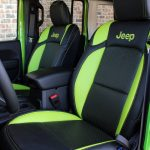 2018 jeep wrangler unlimited jl front seats custom leather