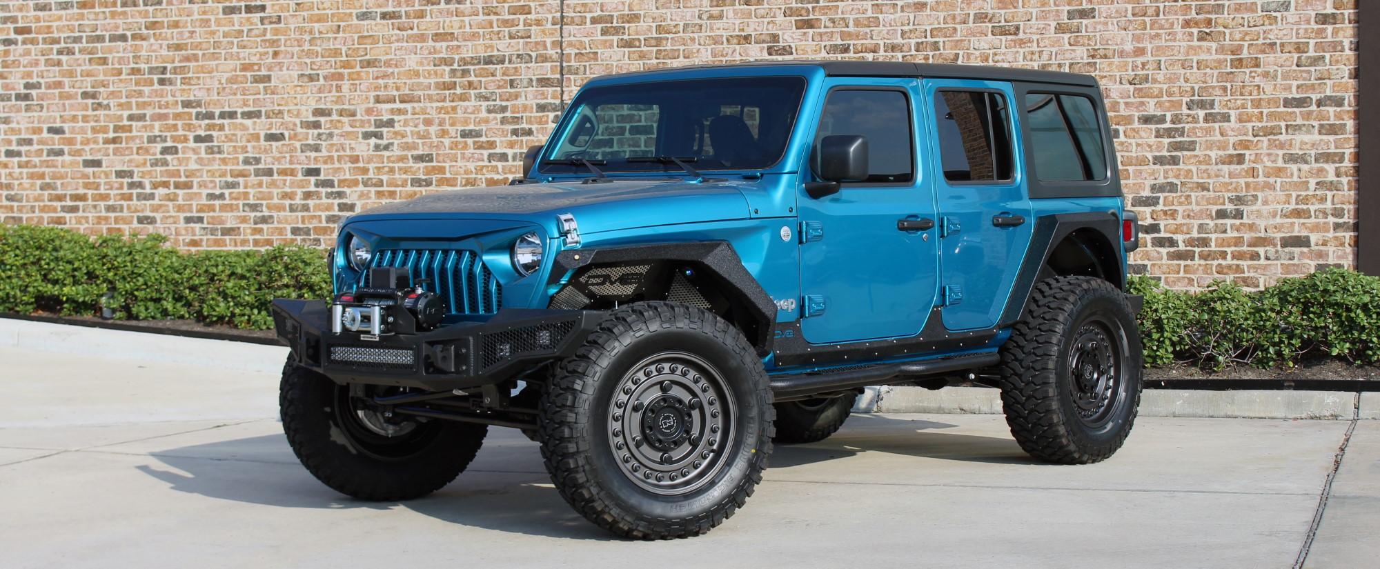 2019 jeep wrangler unlimited jl blue