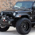 Black Beauty JL Jeep