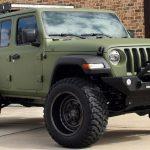 2018 Army Kevlar® JL Jeep