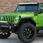 2018 Green Machine JL Jeep