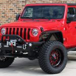 2018 Red Barron JL Jeep