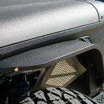 2018 jeep wrangler unlimited jl DV8 Slim fenders front FDJL-02