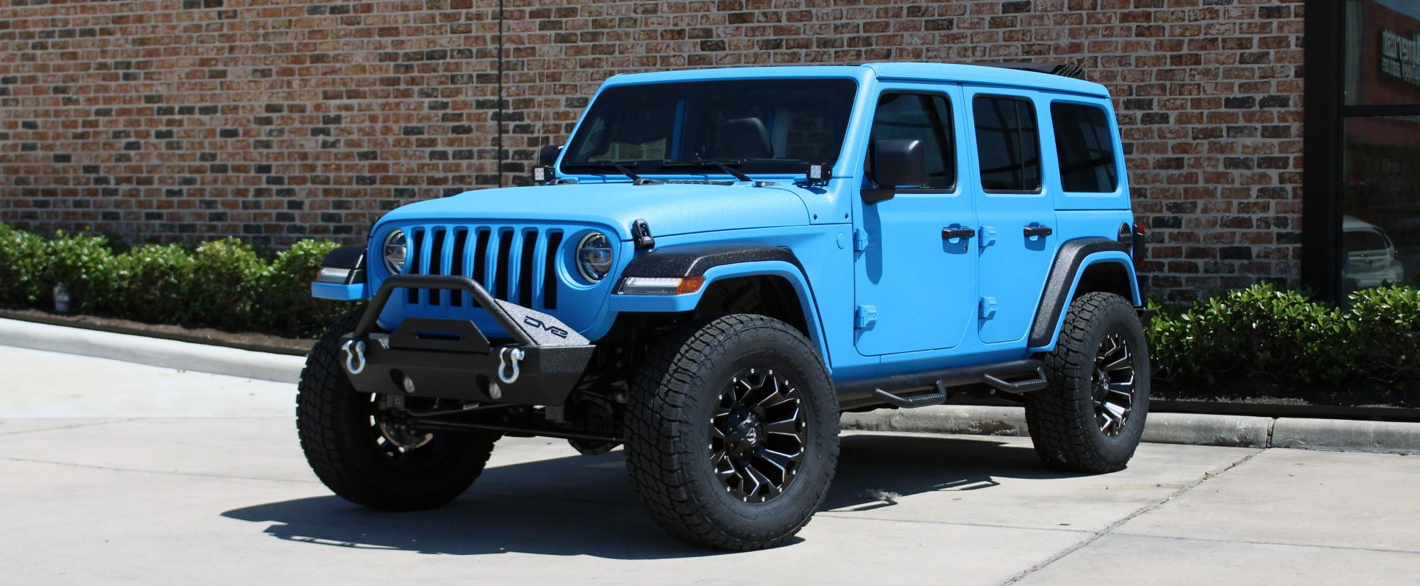 2019 jeep wrangler unlimited jl grabber blue kevlar