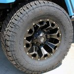 2019 jeep wrangler unlimited jl 18×9 Fuel Off-Road Wheels D546 Assault Black Milled 35″ Nitto Terra Grappler G2® tires