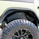 2019 jeep wrangler unlimited jl DV8 rear inner fenders INFEND-03RB