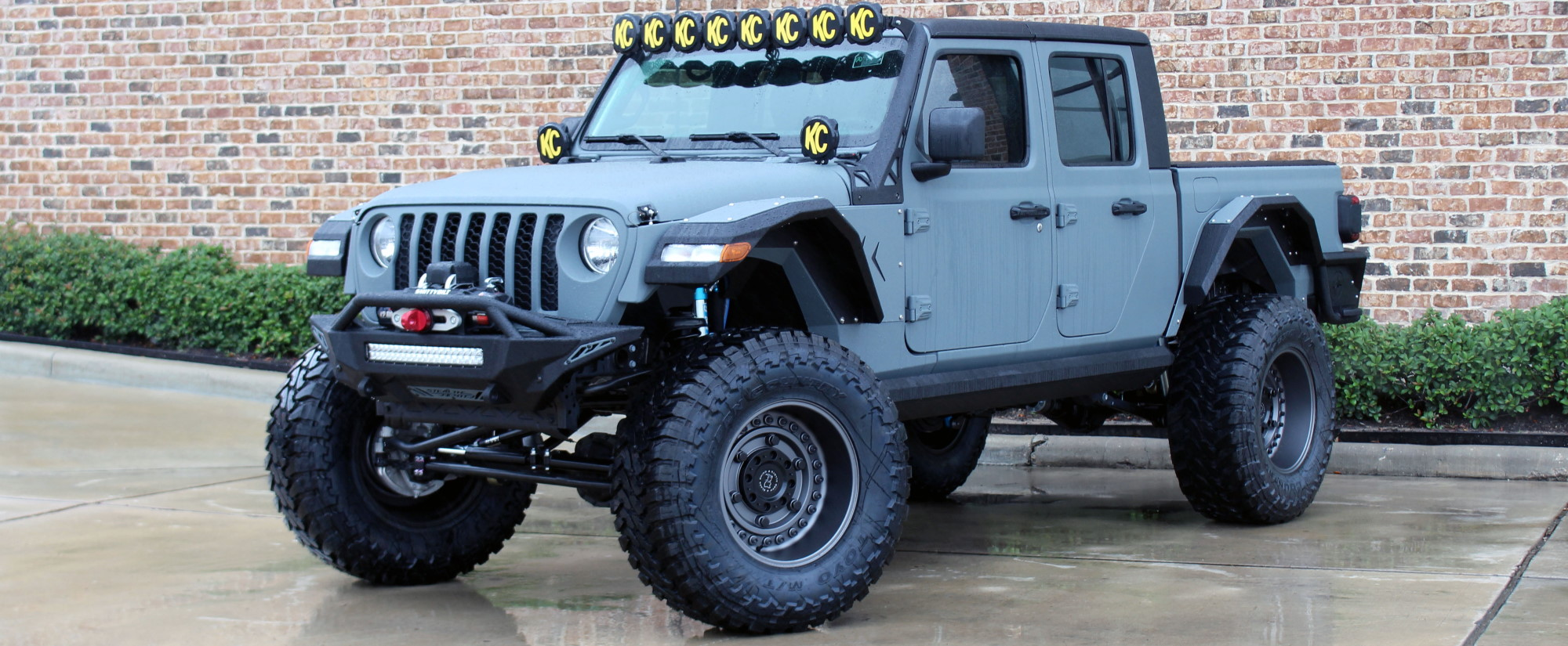 2020 jeep gladiator jt gray kevlar