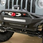2020 gladiator jt ADD Offroad winch mount front bumper