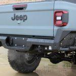 2020 gladiator jt Fab Fours rear bumper