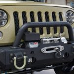 green kevlar 2014 jeep wrangler unlimited jk Rugged Ridge XHD front bumper 11540.51 Rugged Ridge heavy duty 10,500lbs winch