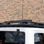 white 2018 jeep wrangler unlimited jl Yakima roof rack