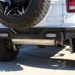 white 2019 jeep wrangler unlimited jl DV8 rear bumper RBJL-03