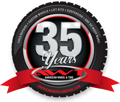 35 years American Wheel and Tire Jeeps
