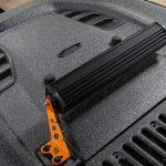 Graphite Kevlar® 2016 jeep wrangler unlimited jk DV8 Rubicon hood HDMB07-TA
