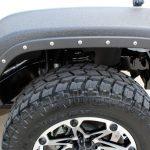 white 2015 jeep wrangler unlimited jk RBP fender armor