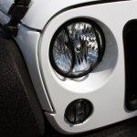 white 2015 jeep wrangler unlimited jk Rugged Ridge euro light guards 12496.03