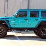 bikini 2020 jeep wrangler unlimited jl left side angle