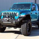 bikini 2020 jeep wrangler unlimited jl left front angle