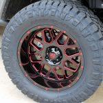 sting gray 2020 jeep wrangler unlimited jl 20×10 KMC XD820 Grenade wheels 35x12.50R20 Nitto Ridge Grappler tires
