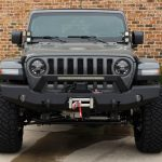 sting gray 2020 jeep wrangler unlimited jl front angle