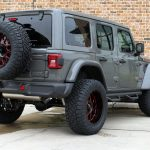 sting gray 2020 jeep wrangler unlimited jl right rear angle