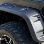 black 2014 jeep wrangler unlimited jk Rugged Ridge Hurricane Flat Fender Flares 11640.09