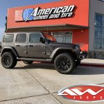 "2019 Granite Crystal JL Jeep 3"" zone lift side angle"