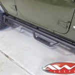 2020 Sarge Green JL Jeep Smittybilt XRC Gen 2 Front Bumper