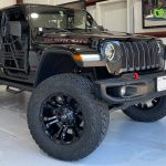 2020 Black Rubicon Superlift JL Jeep