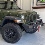 2020 Sarge Green JL Jeep