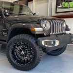 2020 Ballistic Granite Gray JL Jeep