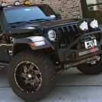 2020 Black Unlimited Sport JL Jeep