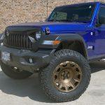 2020 Ocean Blue Sport JL Jeep