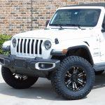 2020 White Sport JL Jeep