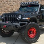 2020 Black Rubicon JT Gladiator