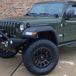 2020 Sarge Green II JL Jeep