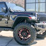 2020 Black Rubicon JT Gladiator II
