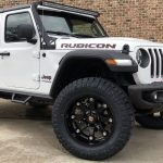 2020 White JL Rubicon II Jeep