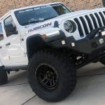 2020 White Rubicon JT Gladiator