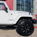 2017 Bright White Sport JK Jeep