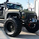 2014 Ultimate Hunter Green Kevlar® JK Jeep