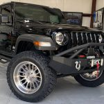 2020 Black Unlimited Sport II JL Jeep