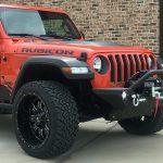 2020 Punk'n Orange JL Jeep